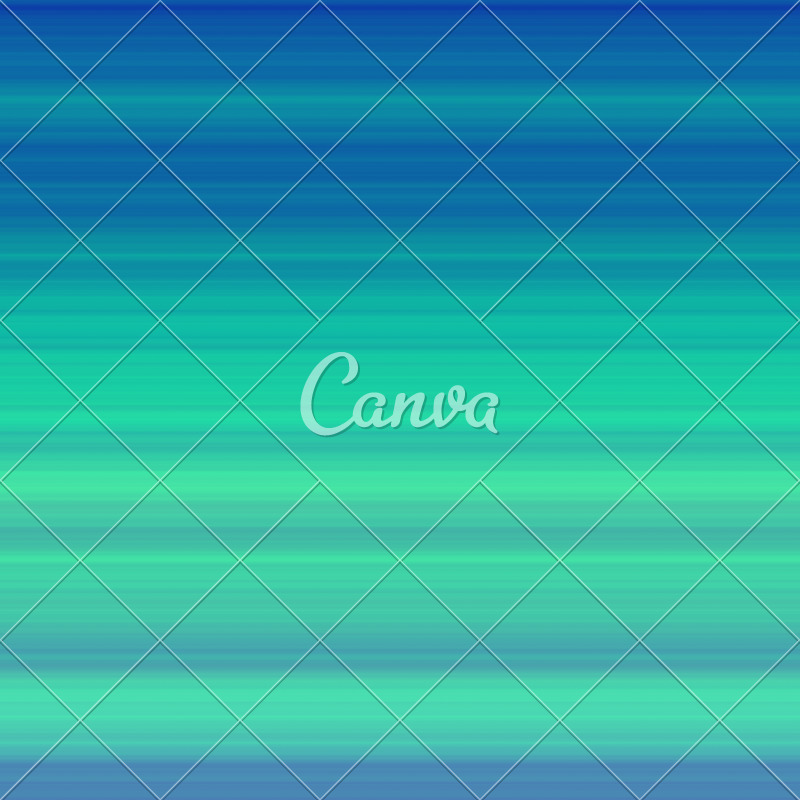 Blue and Green Stripe Gradient Sea Background - Photos by Canva