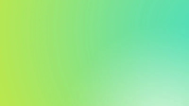Lime to Green Gradient - Photos by Canva