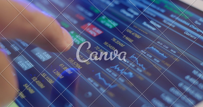 Stock Market Analysis - Photos by Canva