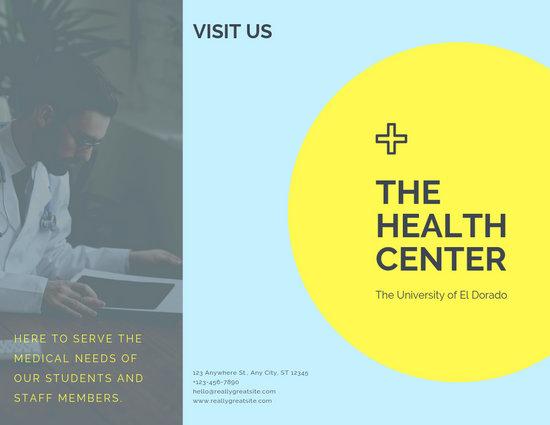 Customize 43+ Medical Brochure templates online - Canva