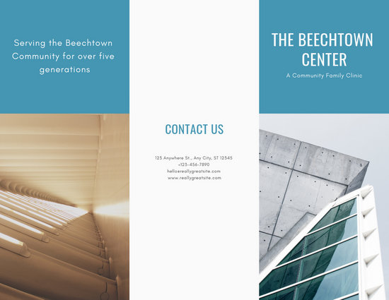 Customize 43+ Medical Brochure templates online - Canva
