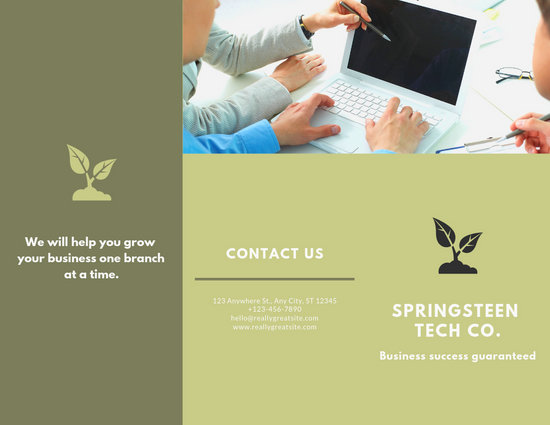 Customize 58+ Company Brochure templates online - Canva