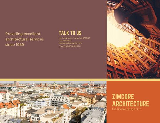 Customize 58+ Company Brochure templates online - Canva