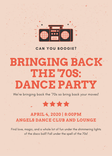Customize 173+ Party Flyer templates online - Canva