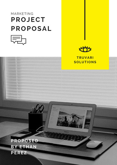 Customize 107+ Proposal templates online - Canva