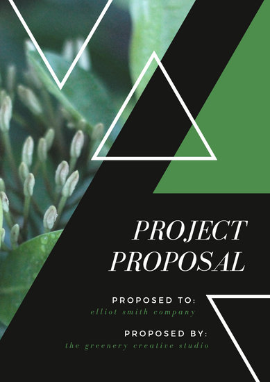 Customize 107+ Proposal templates online - Canva