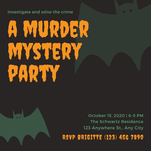 Customize 2,892+ Halloween Party Invitation templates online - Canva