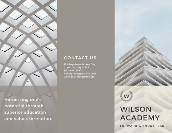 Customize 31+ College Brochure templates online - Canva