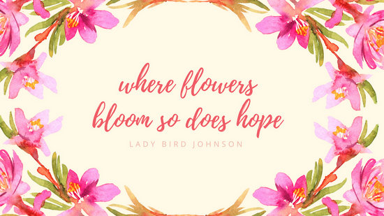 Book Quotes Wallpaper Cursive Green And Pink Roses Quote Desktop Wallpaper Templates