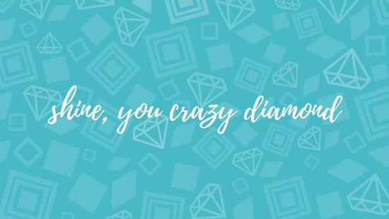 Cute Wallpapers Pinterest Laptop Quote Fabulous Unicorn Funny Desktop Wallpaper Templates By Canva