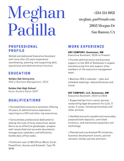 Ceo Resume Examples Example Ceo Resume Page Resume Sample For A Ceo - sample ceo resumes