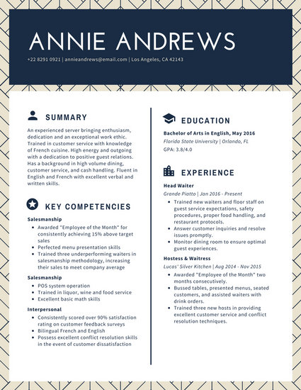 Professional Architect Resume - Templates by Canva