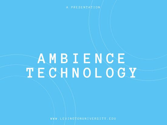 Customize 146+ Technology Presentation templates online - Canva