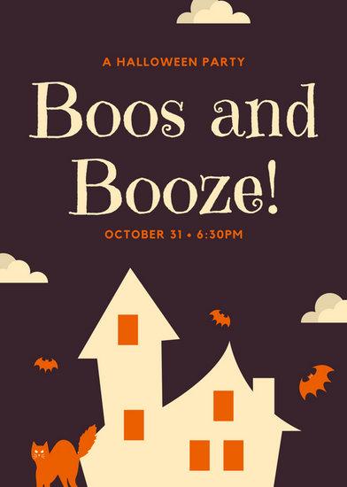Customize 43+ Halloween Flyer templates online - Canva