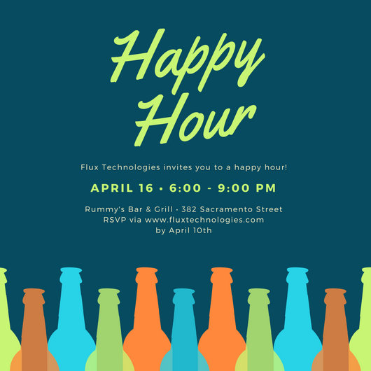 work happy hour invite wording - Funfpandroid