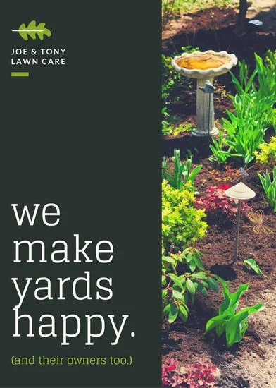 Customize 68+ Landscaping Flyer templates online - Canva