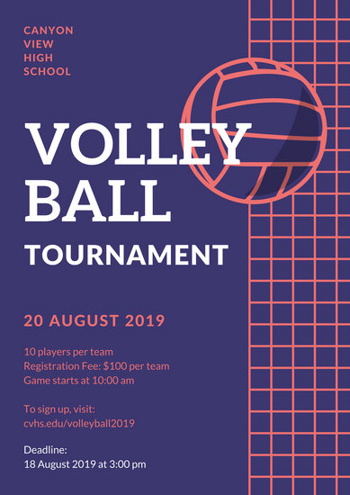 The Best Car Wallpapers In The World Customize 31 Volleyball Poster Templates Online Canva