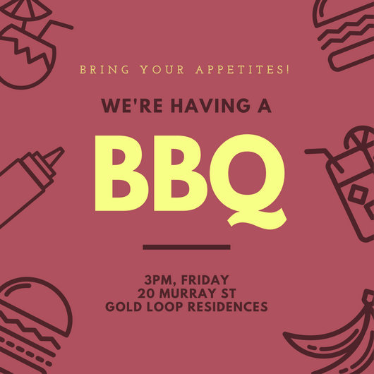 Customize 107+ Bbq Invitation templates online - Canva