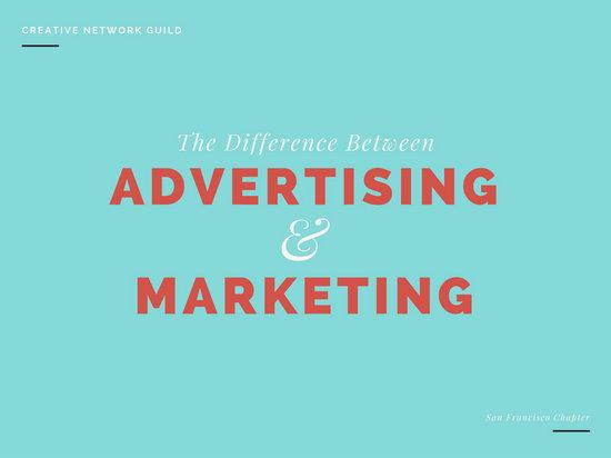 Blue Advertising Marketing Comparison Business Sales Presentation