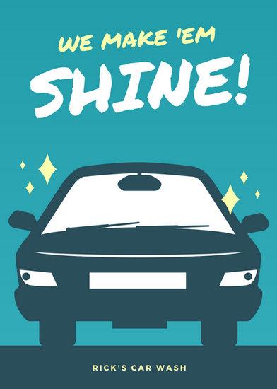 car wash flyers - Ozilalmanoof - car wash flyer template