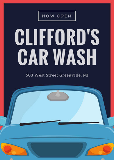 car flyers hitecauto - car wash flyer template