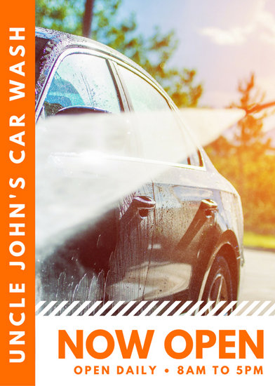 Customize 77+ Car Wash Flyer templates online - Canva - car wash flyer template