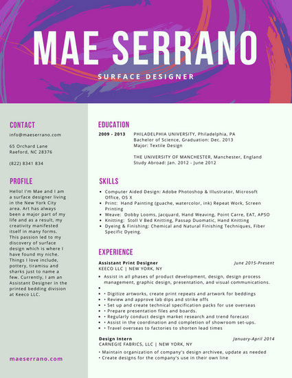 church producer resume template