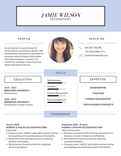 modern fonts to use for resume 2019