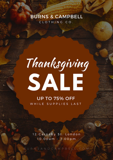 All Car Logos Wallpapers Customize 40 Thanksgiving Poster Templates Online Canva
