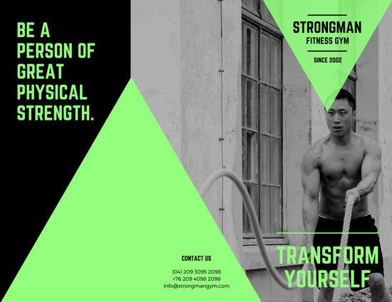 fitness brochure \u2013 bitcoinrush - Fitness Brochure
