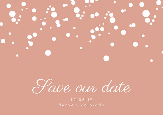 Customize 444+ Save The Date Postcard templates online - Canva - save date postcard