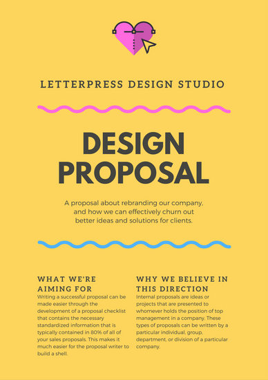 Customize 201+ Proposal templates online - Canva
