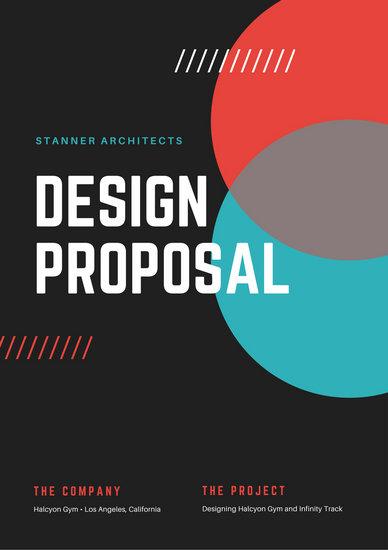 Customize 202+ Proposal templates online - Canva - design proposal