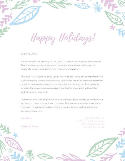 Doc# Christmas Letterhead Templates Word u2013 Best 25 Christmas - christmas letterhead templates word