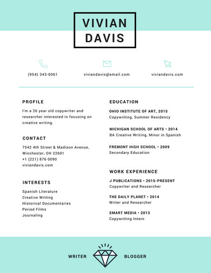 Resume Cover Letter Freelance Writing Services Fiverr Run - oukasinfo