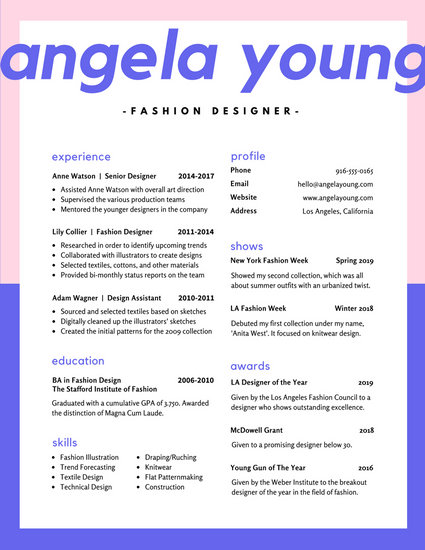 ultimate professional interior design resume templates for your