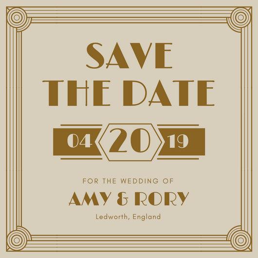 Customize 204+ Great Gatsby Invitation templates online - Canva