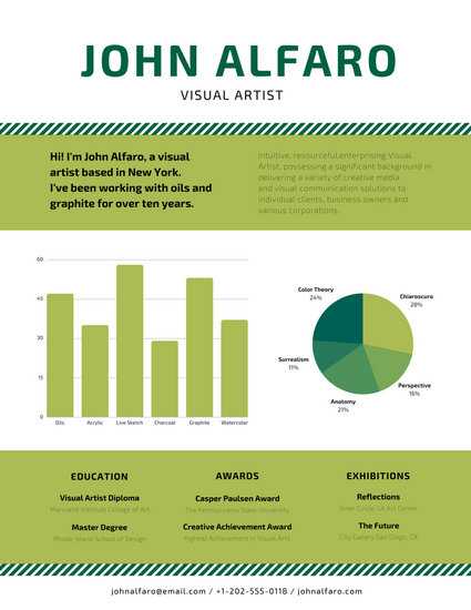 Customize 123+ Infographic Resume templates online - Canva - infographic resume templates