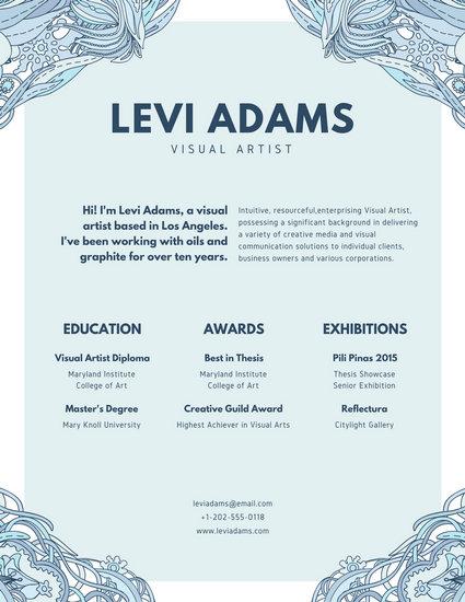 Customize 397+ Creative Resume templates online - Canva - Business Resume