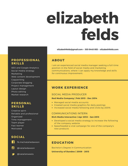 how to organize a modern resume - Goalgoodwinmetals - how to organize resume