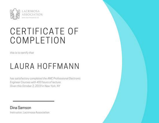 Customize 99+ Professional Certificate templates online - Canva