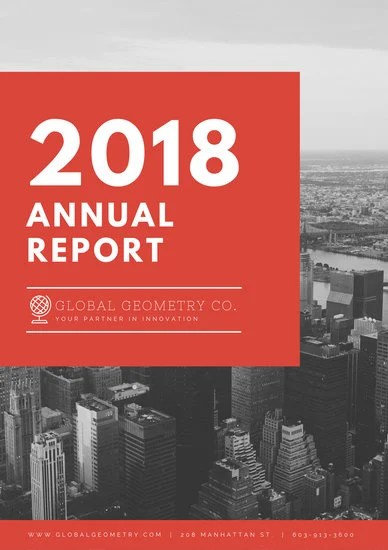 Customize 141+ Annual Report templates online - Canva - reports designs