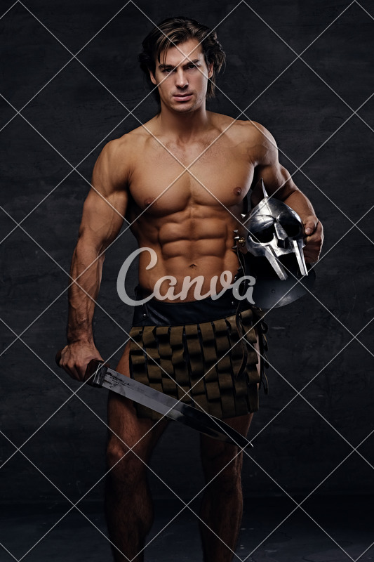 Gladiator - Photos by Canva