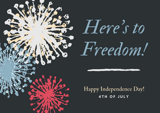 Customize 459+ 4th of July Card templates online - Canva - 4th of july template
