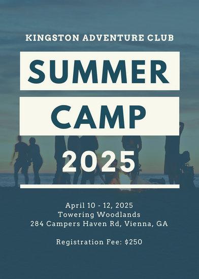 Customize 151+ Summer Camp Flyer templates online - Canva