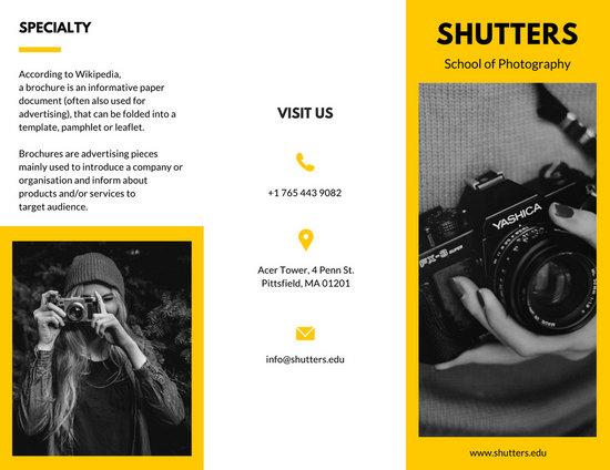Customize 930+ Brochure templates online - Canva