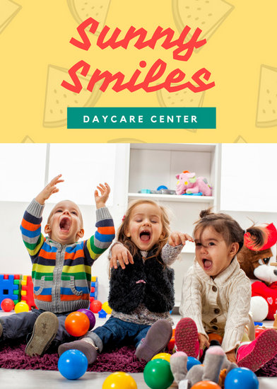 Daycare Flyer Daycare Flyer Template Daycare Flyer Template - 20+ - daycare flyer