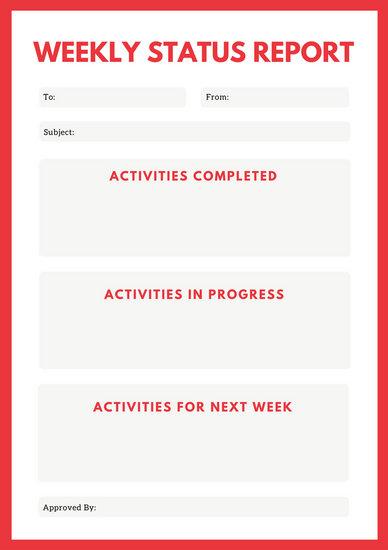 Customize 1,225+ Report templates online - Canva