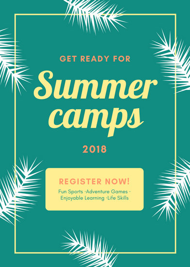 Customize 150+ Summer Camp Flyer templates online - Canva