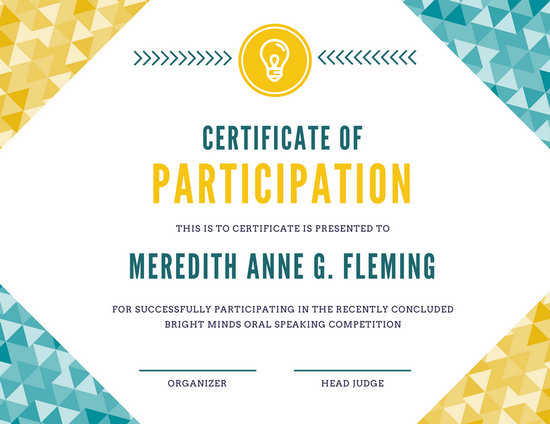 Customize 1965 Certificate Templates Online Canva